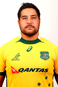 Pek Cowan- Wallaby Prop and Stalwart Western Force Player